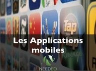 Les applications mobiles, sites mobiles et web app