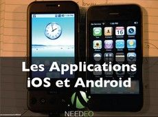 Applications IPhone et Androïd