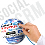 illustration social crm